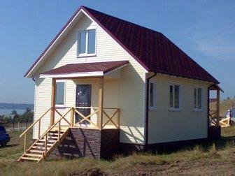 Просмотреть foto Строительство домов Каркасные дома поэтапно и под ключ 32608199 в Калуге