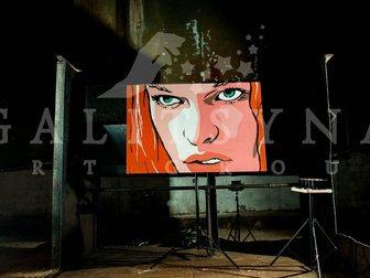 Новое foto Организация праздников Танцующий художник в Калуге 34637056 в Калуге