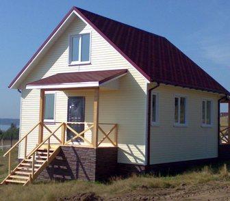 Изображение в Строительство и ремонт Строительство домов Бригада русских, строителей-профессионалов в Калуге 0