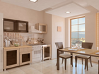 Просмотреть изображение Кухонная мебель Кухонный гарнитур Лиза 1500 32703230 в Каменск-Уральске