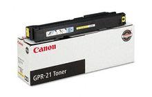 Тонер-картридж Canon C-EXV8 / GPR-11 жёлтый