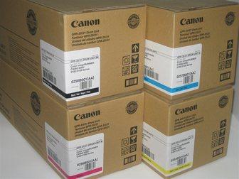 Просмотреть foto Принтеры, картриджи Комплект драм-картриджей CANON C-EXV16 / GPR-20 CMYK 33764244 в Каменск-Уральске