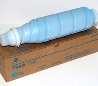 Фото в Компьютеры Принтеры, картриджи Оригинальный синий (cyan) тонер TN 616 для в Каменск-Уральске 3900