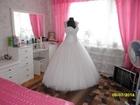 Свежее фото Свадебные платья продам свадебное платье 37223718 в Камышине