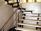 Фотография в   Мы изготавливаем лестницы на металлокаркасе в Казани 0