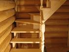 Уникальное foto Строительство домов изготавление деревянных лестниц 61621554 в Казани