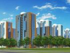Данный жилой комплекс — первый в Татарстане жилой комплекс с