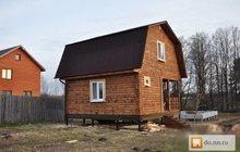 Дом с террасой от застройщика