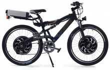 Мотор колеса и аккумуляторы для электровелосипедов