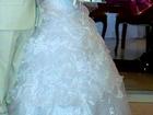 Уникальное фотографию Свадебные платья Продам свадебное платье 42 размера на рост 156см-158см, 38649080 в Кемерово