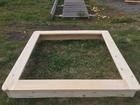 Скачать изображение Разное Песочница деревянная бассейн детская 39654653 в Кемерово