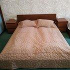 Продам двуспальную кровать две тумбы IKEA