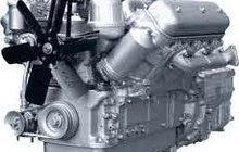 Двигатель ЯМЗ-236 М2 (после ремонта)