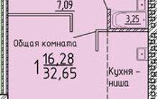 Продам квартиру в ЖК Европейские Провинции