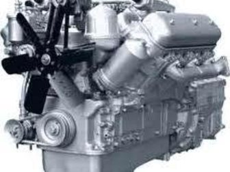 Скачать фото Разное Двигатель ЯМЗ-236 М2 (после ремонта) 32675128 в Кемерово
