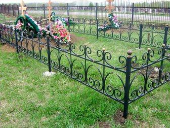 Просмотреть фотографию Ритуальные услуги Изготовление ритуальных оград 33040743 в Кемерово