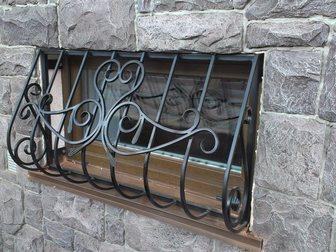 Скачать изображение Дизайн интерьера Решетки на окна металлические, кованые 33040866 в Кемерово