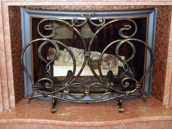 Уникальное фото Мебель для дачи и сада Решетки на камин и каминные наборы 33040884 в Кемерово