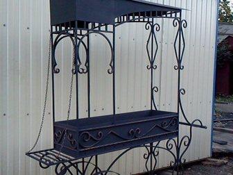 Просмотреть foto Мебель для дачи и сада Мангалы металлические и кованые 33040889 в Кемерово