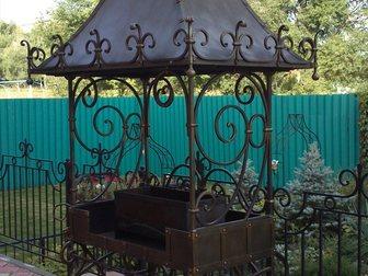 Свежее изображение Мебель для дачи и сада Мангалы металлические и кованые 33040889 в Кемерово