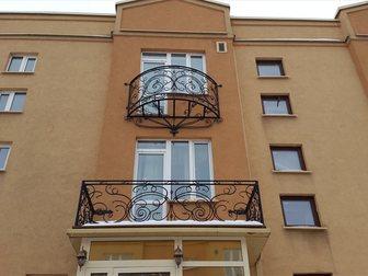 Свежее фото Мебель для дачи и сада Балконные ограждения кованые 33040909 в Кемерово