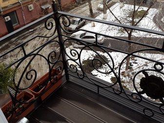 Скачать изображение Мебель для дачи и сада Балконные ограждения кованые 33040909 в Кемерово