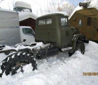 Фотография в Прочее,  разное Разное Грузовой автомобиль ЗИЛ 131 шасси с хранения, в Кемерово 250000