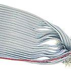 09180107007 - Кабель плоский, шлейф, AWG28/7, шаг 1, 27 мм