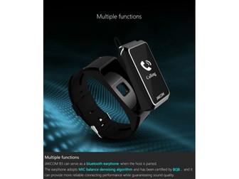 Новое фото Разное Продаю смарт часы jakcom b3 38960135 в Киеве
