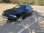 BMW 5 серия 2.5МТ, 1999, 250000км