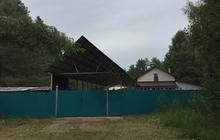 Продается двух этажный дом в деревне Ушаковка