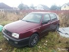 Volkswagen Golf 1.6 МТ, 1993, 200 000 км