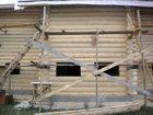 Изображение в Строительство и ремонт Ремонт, отделка шлифовка бревенчатых и брусовых стен срубов в Кирове 0