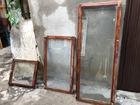Окно деревяное