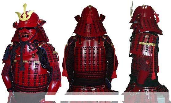 Доспех самурая своими руками - Модная мама