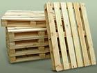 Фото в Сантехника Кабины, боксы, стойки и поддоны Продаем новые деревянные поддоны, настилы в Коломне 0