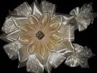 Смотреть изображение Разное Банты для выписки из роддома сделано с любовью в стиле канзаши 39965341 в Коломне