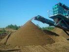 Свежее фото Строительные материалы Карьерный песок в Коломне с доставкой, 40255119 в Коломне