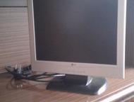 Продам монитор Монитор б/у в хорошем состоянии. Купили новый большой, а этот сто