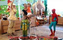 Шоу мыльных пузырей Fashion (детям и взрослым)