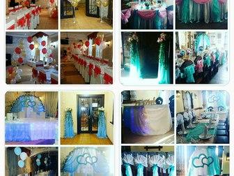 Скачать бесплатно фотографию  Оформление свадебного зала 38539325 в Коломне