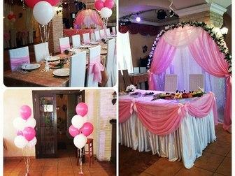 Увидеть foto  Оформление свадебного зала 38539325 в Коломне