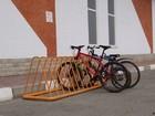 Изображение в Строительные услуги Изготовление строительных элементов, металлоконструкций С ростом интереса людей к велосипеду, как в Колпино 100