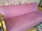 Просмотреть foto  Продаю диван, Состояние удовлетворительное, Пружины целы, промятостей нет, 60394159 в Колпино