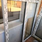 Продаю окно и балконную дверь двухкамерные, Rehau