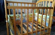 Детская кроватка Фея