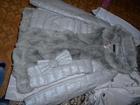 Фото в Одежда и обувь, аксессуары Женская одежда продам куртку на пуху нежно голубого цвета в Комсомольске-на-Амуре 3000