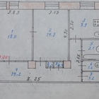 Продам двухкомнатную квартиру в районе ЦУМа
