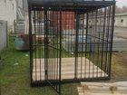 Увидеть фотографию Мебель для спальни Вольеры для животных с дверью 33508117 в Комсомольске