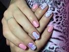 Смотреть фотографию  Наращивание ногтей, шеллак, 37839620 в Королеве